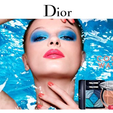 COOL WAVE SUMMER LOOK 2018 By Dior