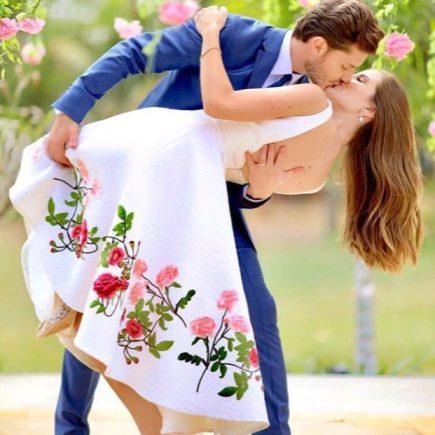 Casamento de Klebber Toledo com Camila Queiroz