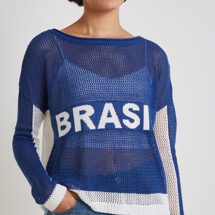 Marcas cariocas apostam em coleções para torcer pelo Brasil
