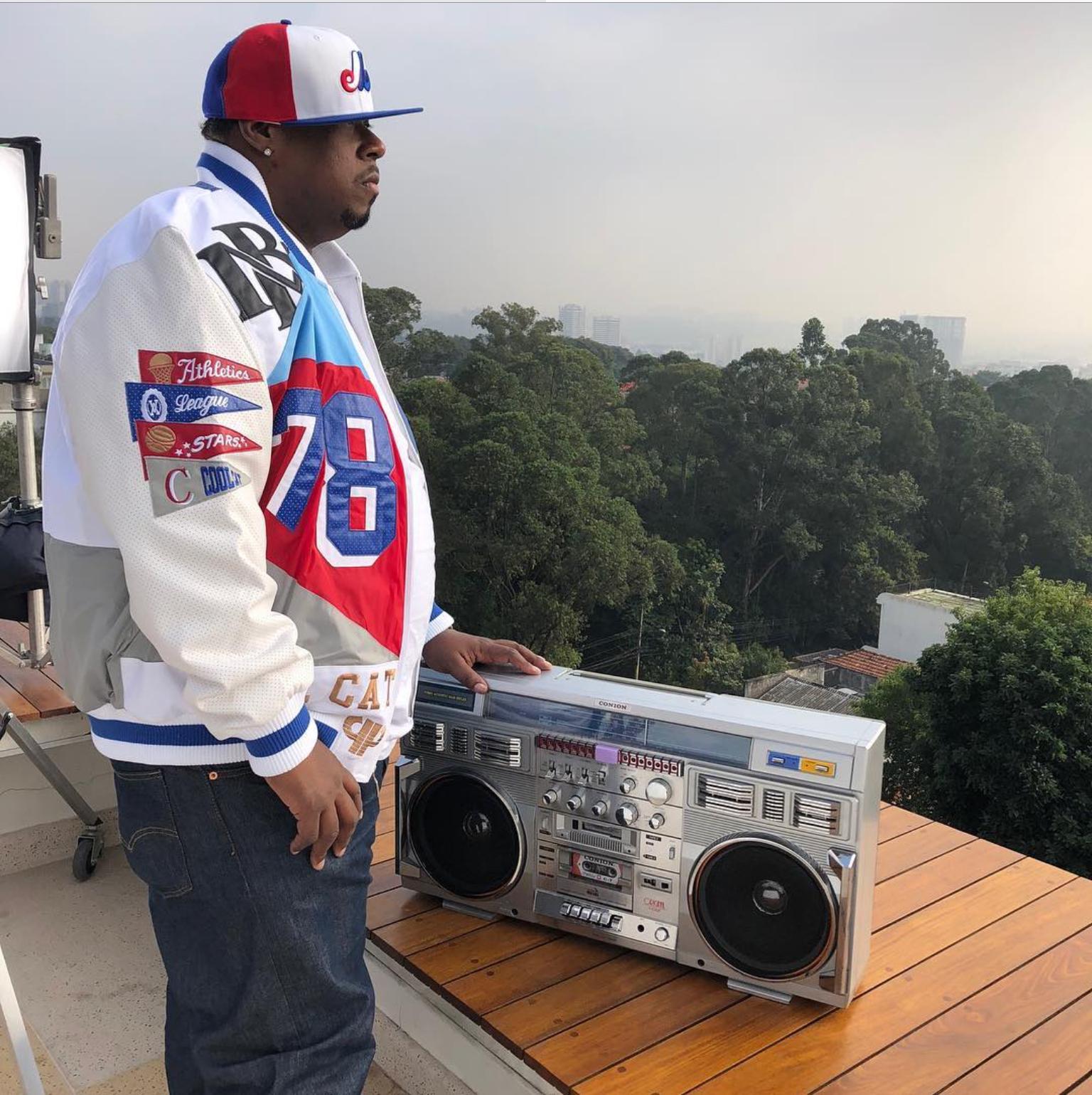 Stevie B participa de projeto inédito de funk brasileiro ao lado do DJ do 50 Cent Chubby Chub