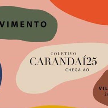 Coletivo de marcas Carandaí 25 chega no Village Mal