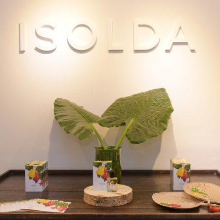 Phebo lança perfume em parceria com Isolda