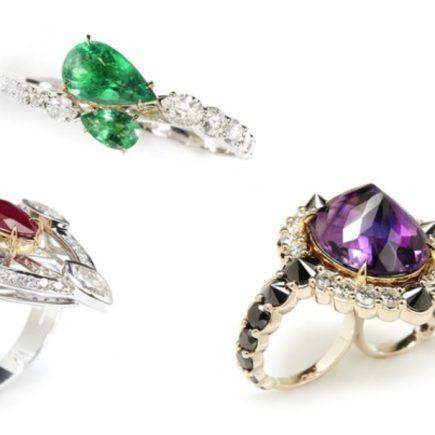 Naomi Campbell  usa jóias de Ara Vartanian em premiação