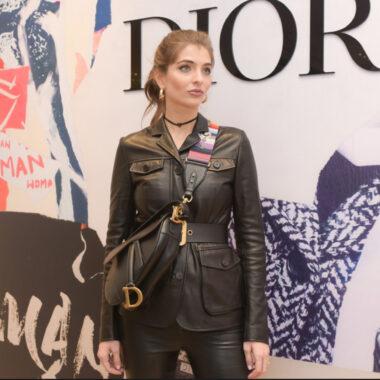 Dior movimenta o Shopping Cidade Jardim