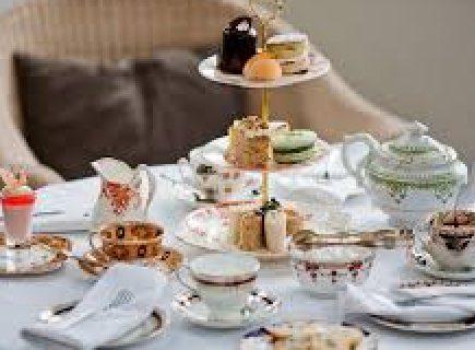 Chá das Cinco por Mery Siqueira