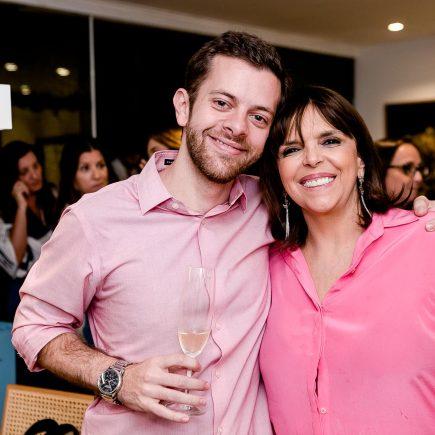 Julia Golldenzon e Roberta do Rio fazem evento para noivas no Leblon