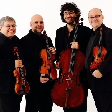 """O Espetáculo """"Art& Quartet"""" – Música e Dança"""