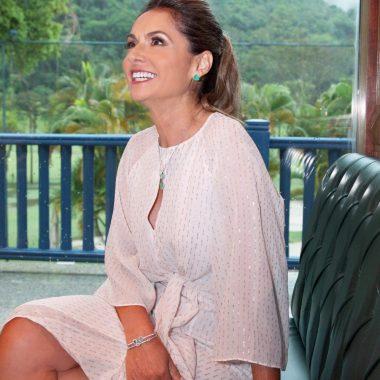 A designer de jóias Ana Luiza Ginja lança sua nova marca Anna Ginja no Gávea Golf