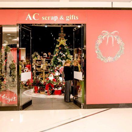 """""""Seasonal Store"""" no Shopping Leblon, voltada para o Natal"""