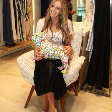 A Artista Plástica Malu Rogers lança peças exclusivas na loja LAFORT VillageMall