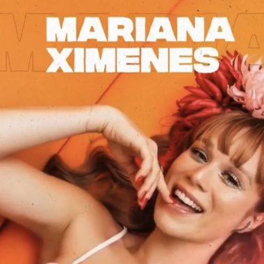 Mariana Ximenes será Madrinha do Camarote UP