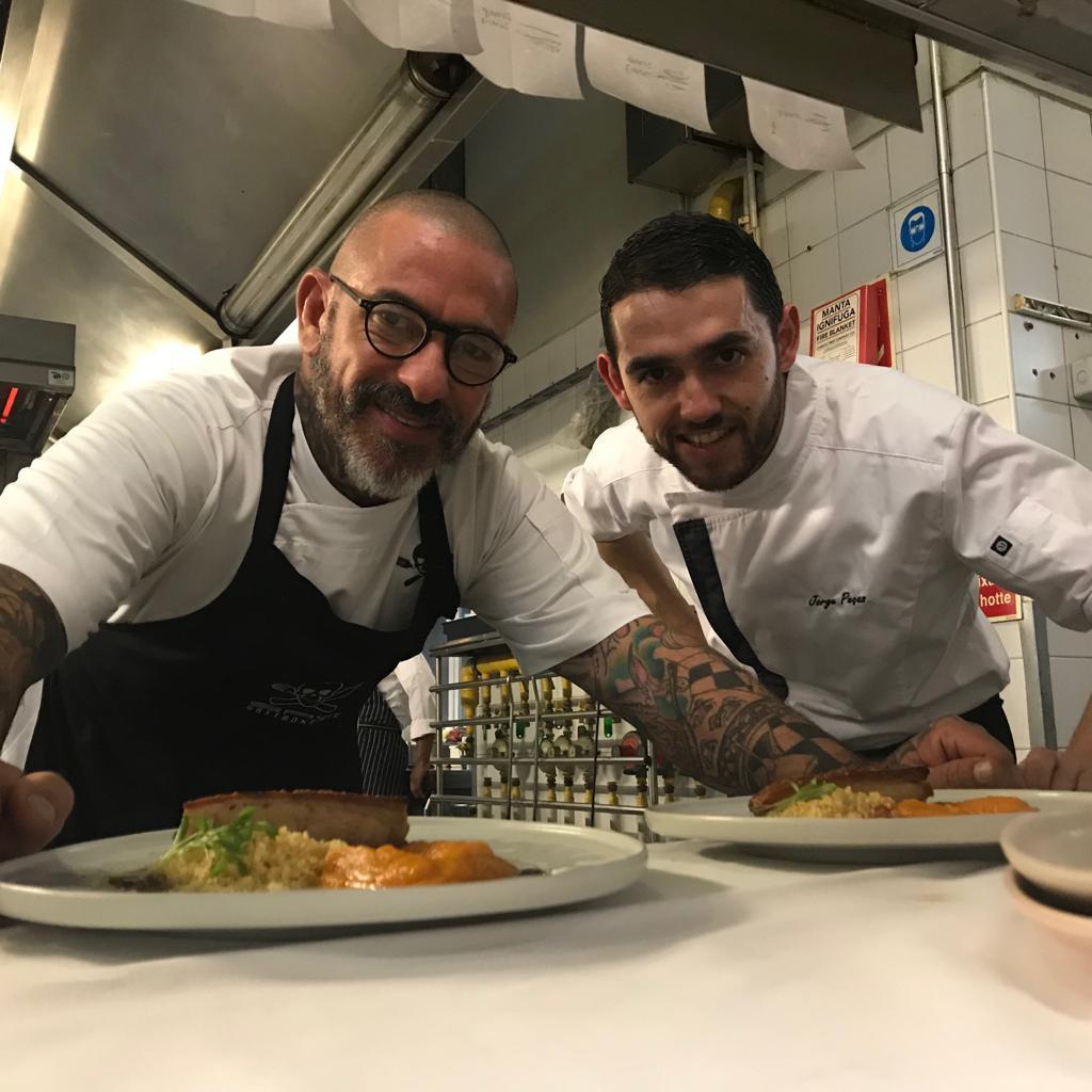 Henrique Fogaça estreia em Portugal levando sua gastronomia para Évora
