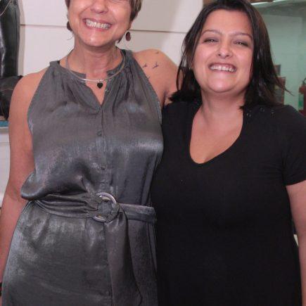 Famosas prestigiam Virgínia Barros no lançamento da Coleção Avesso no Rio, Shopping da Gávea