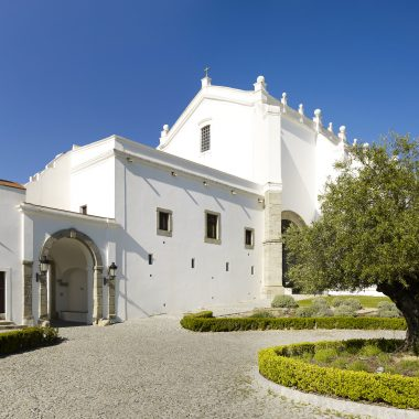 Convento do Espinheiro é o primeiro hotel 5 estrelas de Évora