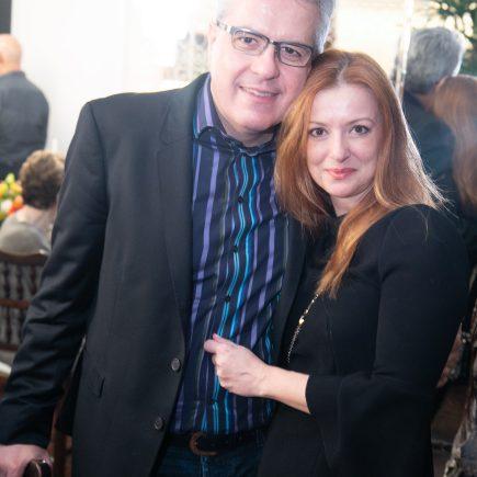 Embaixador Brian Michael Neele celebra seu aniversário entre amigos