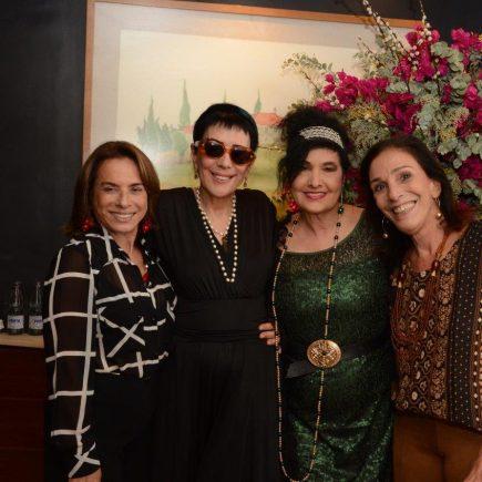 Fratelli Leblon recebeu os embaixadores do Rio para Nhoque da Fortuna.