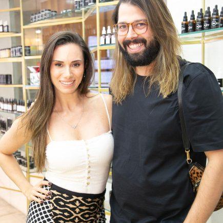 Maciel e Thomaz Azulay conhecem a Simple Organic