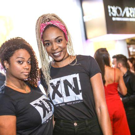 Evento na Rio Arte Dermatologia e Estética do Shopping Downtown mostra a força da beleza negra