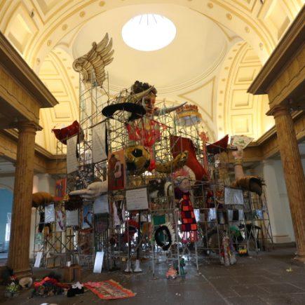 Festival de Esculturas na Casa França-Brasil