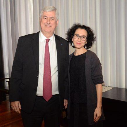 Câmara de Comércio França-Brasil promove encontro com novo Embaixador do Brasil na França