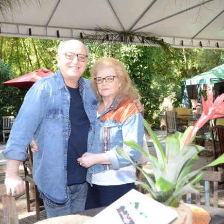 Um grupo de formadores de opinião entre eles o Cônsul da Bélgica e do Peru, visitou o Vale do café, no Rio de Janeiro, neste final de semana, à convite do Instituto Preservale