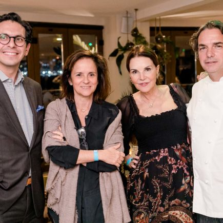 Spirit Copa Bar, no recém-aberto Fairmont Copacabana, recebe convidados da CASACOR Rio