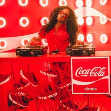 Coca Cola Shoes apresenta novo momento com desfile e festa no Rio de Janeiro