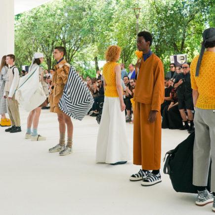 Semana da Moda Digital de Milão assume um formato híbrido, combinando digital e físico. De terça-feira (14 de julho) a sexta-feira (17 de julho)