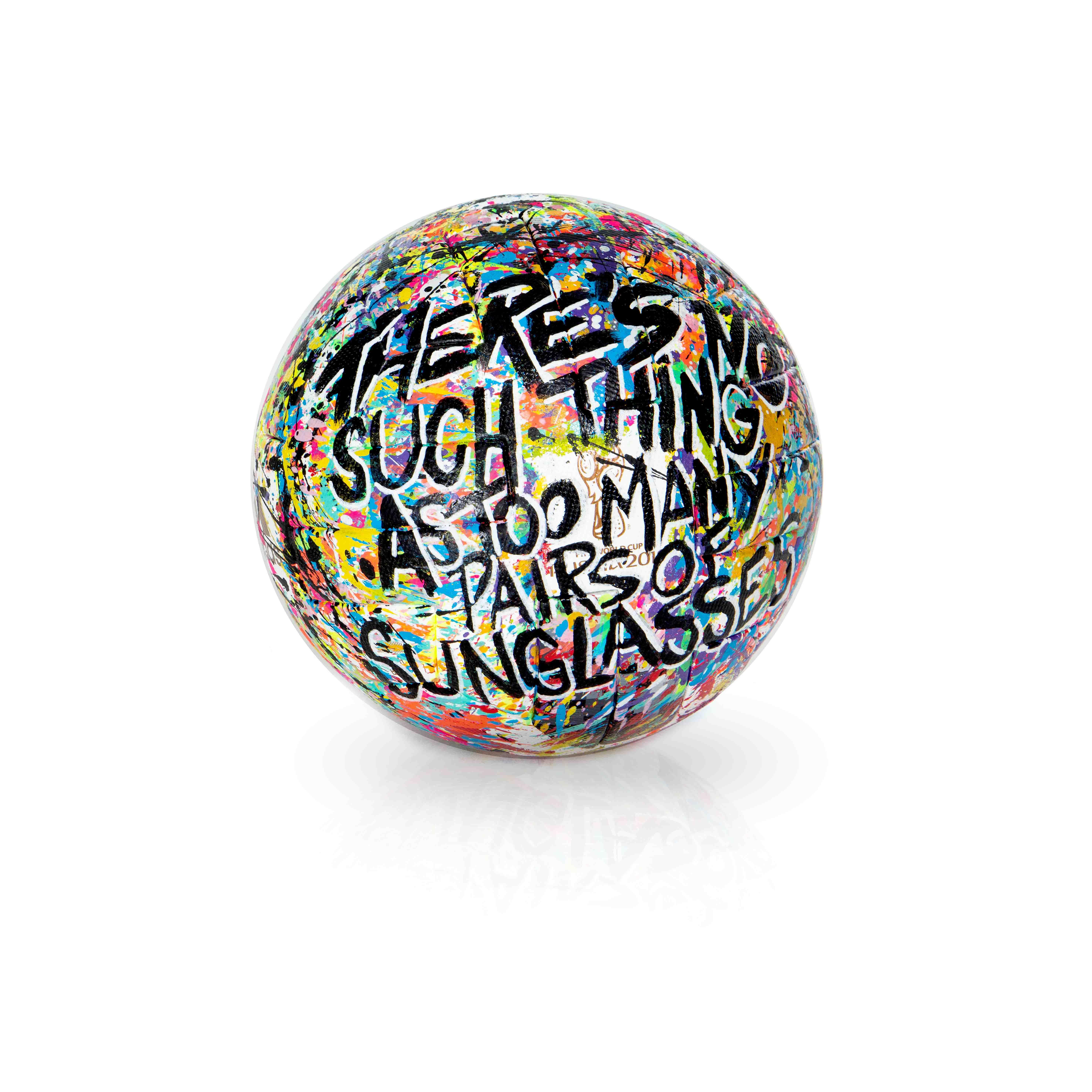 Nk Store lança bolas da Copa customizadas por personalidades