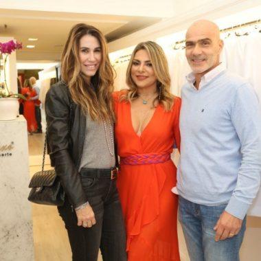 Erika Duarte inaugura seu ateier Jaleco Luxo