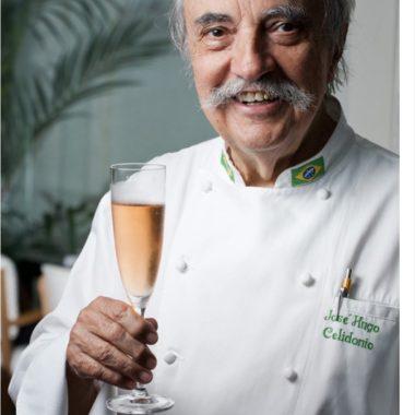 O chef José Hugo Celidônio faleceu no RJ
