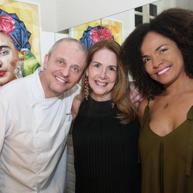 Nelma Canelas, da Agenda do Vinho, promove jantar harmonizado no – Restourante Didier