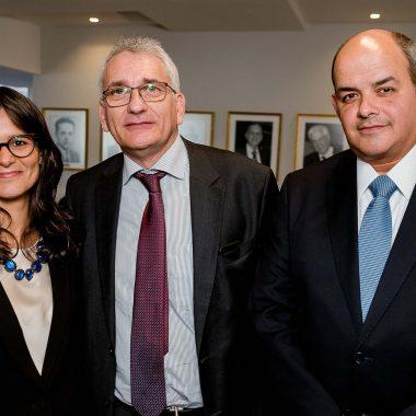 Marco Aurélio Mello inaugura novo auditório da ABDF