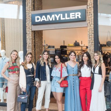 Influencers no Tour de Customomização Damyller