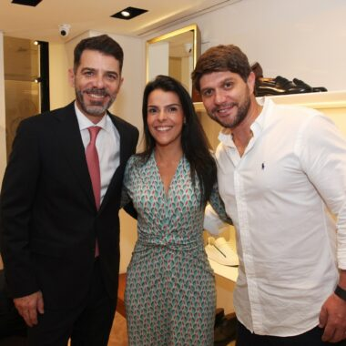 Salvatore Ferragamo celebra a chegada do Natal – Shopping Leblon