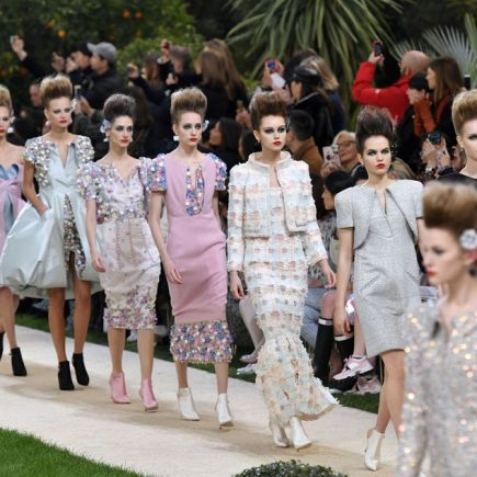 Chanel Alta Costura Spring Summer Paris 2019