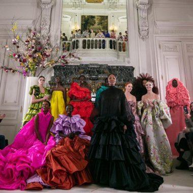 Valentino Alta Costura Spring Summer Paris 2019