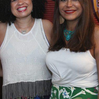 Zeze Polessa e Milton Cunha dançam Carimbó no Quinto Evento Sabores da Terra-Nação Verde Ipanema