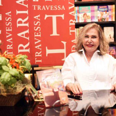 Amigos e famosos prestigiam lançamento do primeiro livro infantil de Pepita Rodriguez