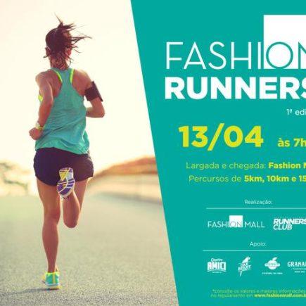Fashion Mall realiza em São Conrado sua primeira edição de corrida de rua