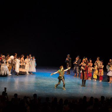 Estreia de Peter Pan, O Musical na Cidade das Artes