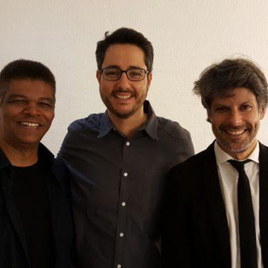 Felipe Prazeres, Erika Ribeiro, Marco Catto e Marcus Ribeiro tocam na Eva Klabin no dia 6