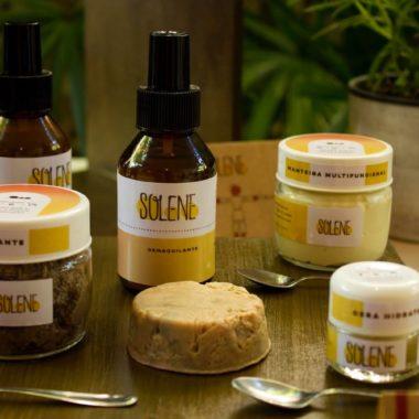 Solene, uma marca de cosméticos naturais que vai te conquistar