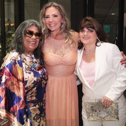 Marcia Verissimo celebra seu aniversário