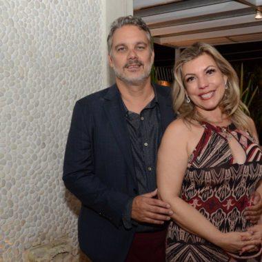Jantar, reúne renomado grupo de dermatologistas no Rio