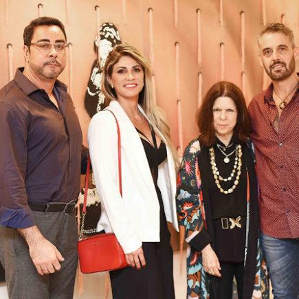 Midrash comemora 10 anos com individual de Walter Goldfarb