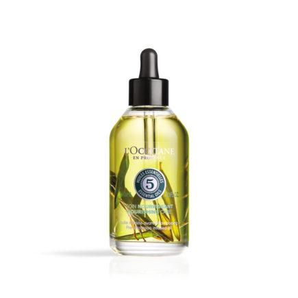 L'Occitane en Provence apresenta óleos capilares Aromacologia