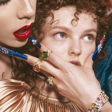 Gucci apresenta sua coleção de alta joalheria