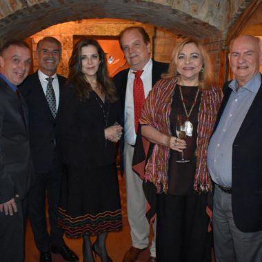 Embaixadores do Turismo do RJ realizam encontro no Fratelli Barra