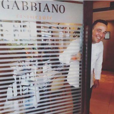 HARRYS BAR É HOMENAGEADO NOS 10 ANOS DO GABBIANO